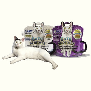50% Off Lucy's Cat Litter