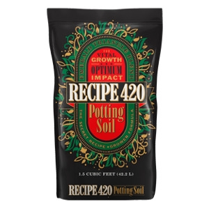 E.B. Stone Organics Recipe 420 Potting Soil 1.5 Cu. Ft.