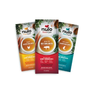 Nulo FreeStyle Bone Broth for Dogs & Cats