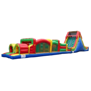 75 ft. Inflatable Obstacle Course