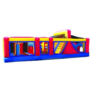 35 ft. Backyard Inflatable Obstacle Course