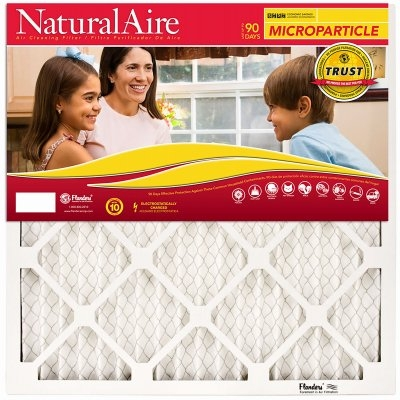 NaturalAire Micro Particle Furnace Filter, 16