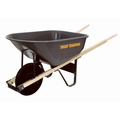 Professional Wheelbarrow, 6 cubic foot