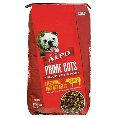 ALPO Prime Cuts® Savory Beef Dry Dog Food, 47 lbs.