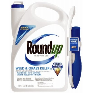 Weed & Grass Killer, 1-Gallon Ready-to-Use