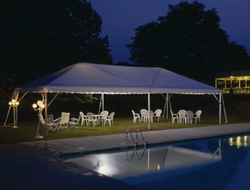 80 Person Tent Package D