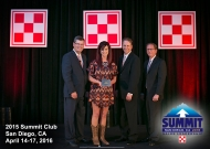 Erin- Awarded 2015 Summit Club Award
