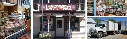 Welcome to G.M. Thompsons!