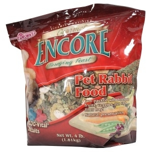 Encore Gourmet Rabbit Food