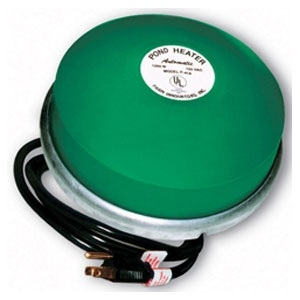 Floating Pond De-Icer Green/1250 Watt
