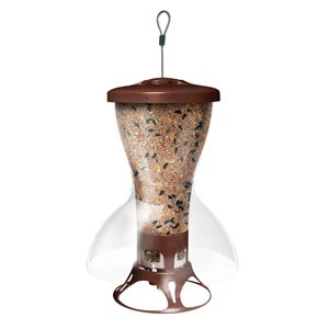 Bird Shelter Squirrel Proof Feeder