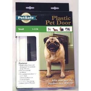 PLASTIC PET DOOR
