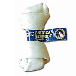 100% MADE IN USA AMERICAN BEEFHIDE BONE