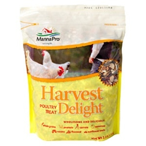 Harvest Delight Poultry Treat 2.5 lb.