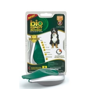 Bio Spot Defense™ Flea & Tick Spot On® For Dogs For Your Medium Dog 32-55 lbs.