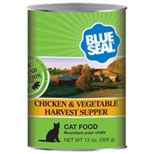 Life Stages Chicken & Vegetable Harvest Supper Canned Cat Food
