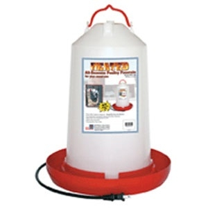 Farm Innovators, Inc. Heated Poultry Fountain