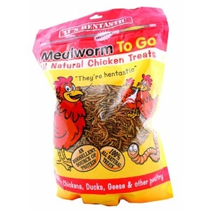 Hen-Tastic Mealworm Chicken Treat