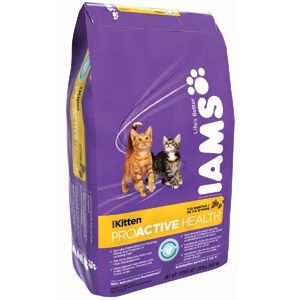 Pro Active Health Kitten Food by Iams