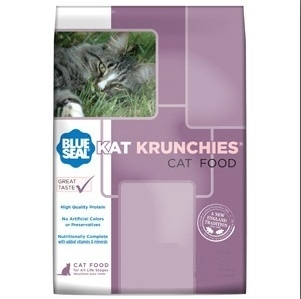 Kat Krunchies® Dry Formula Cat Food 5 lb.