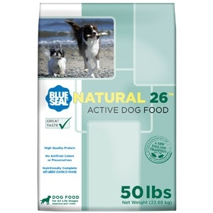 Natural 26 Dog Food