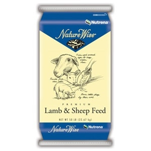 Nutrena® NatureWise® Lamb & Sheep Feed