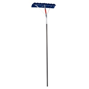 Poly Snow Roof Rake 24""