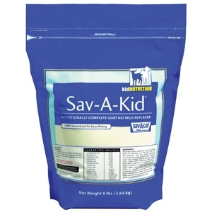 Milk Products Sav A Kid Milk Replacer 8lb