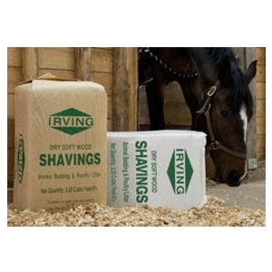 Irving Bagged Pine Shavings