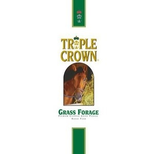 Triple Crown Premium Chopped Grass Forage Horse Feed