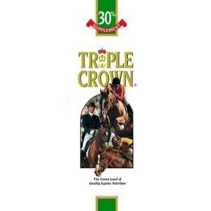 Triple Crown 30% Equine Supplement