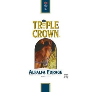 Triple Crown Premium Chopped Alfalfa Forage