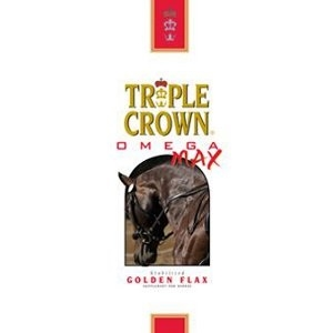 Triple Crown Omega MAX - 25lb Bag