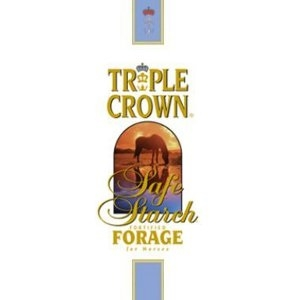 Triple Crown Safe Starch Forage $1.00 OFF