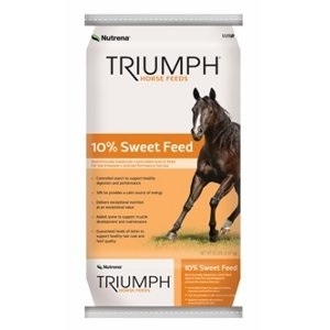 Triumph® 10% Sweet Feed