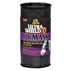 Ultrashield Ex Fly Mask W/Ears