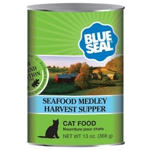 Harvest Supper Seafood Medley Wet Formula Cat Food
