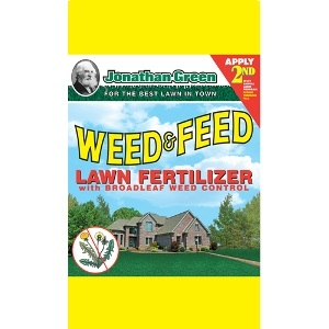Jonathan Green Weed and Feed Lawn Fertilizer 25-0-3 5K