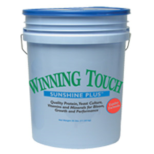 Winning Touch® Sunshine Plus™Sunshine Plus