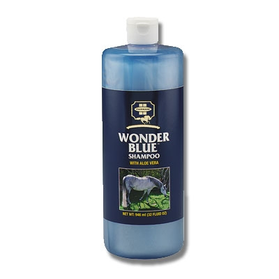 "Wonder Blueâ""¢ ShampooÂ"
