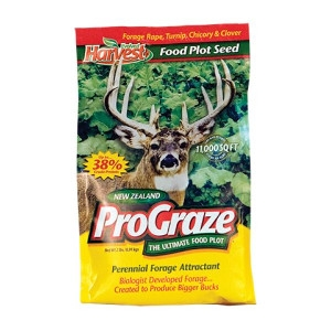 Evolved ProGraze Perennial Forage Attractant