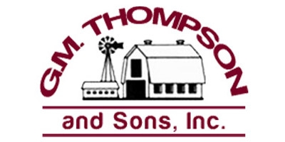 G.M. Thompson and Sons, Inc.  Logo