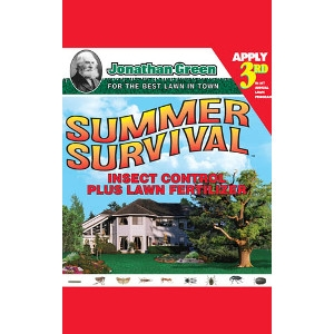 Summer Survival Insect Control plus Lawn Fertilizer