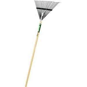 Tru Tough Steel Leaf Rake