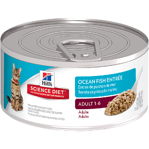 Science Diet Feline Savory Seafood