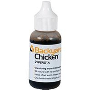 Backyard Chicken Zyfend A