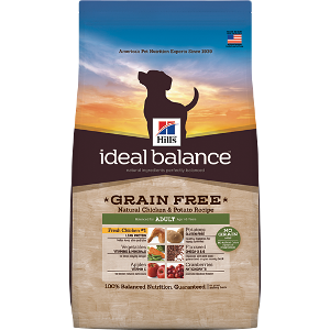 Hill's® Ideal Balance™ Slim & Healthy Natural Chicken & Barley Recipe Adult