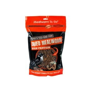 Mealworm To Go Dried Mealworm Wild Bird Food