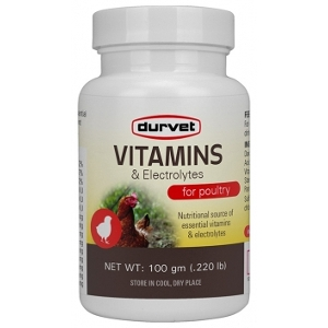 Vitamins and Electrolytes For Poultry