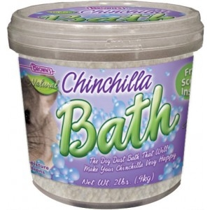 Brown's® Natural Chinchilla Bath